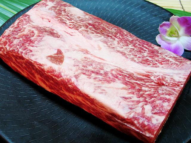 特選大判カルビ 400g (ブロック肉)