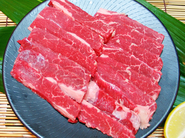 やわらかタレ肉(カット済)200g