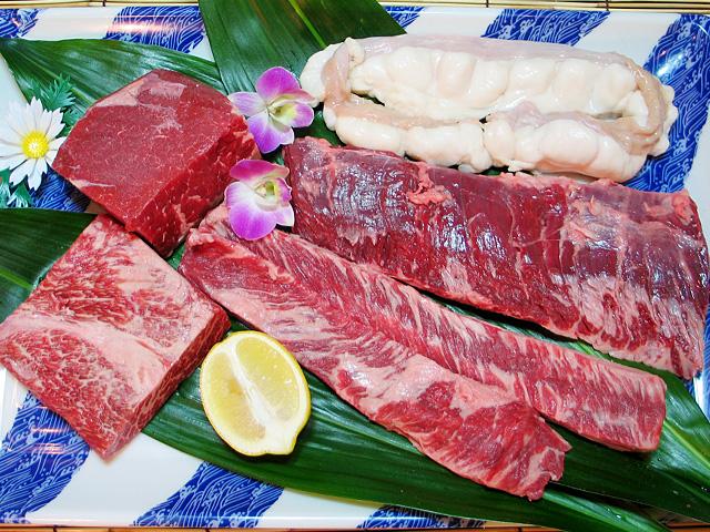 満足味わいセット 1kg (ブロック肉)