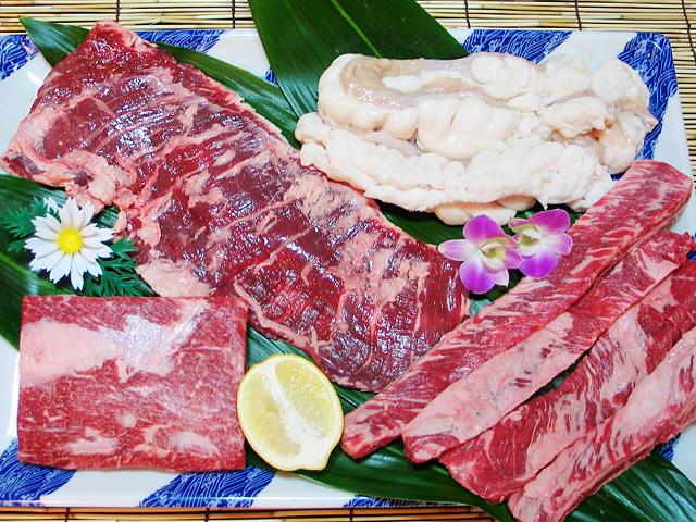 厳選名物セット 1.5kg (ブロック肉)