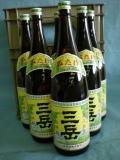 【屋久島産本格焼酎】「三岳」1800mL 6本 2ケース