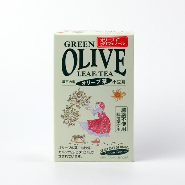 オリーブ茶ティーパック 3g×10入り
