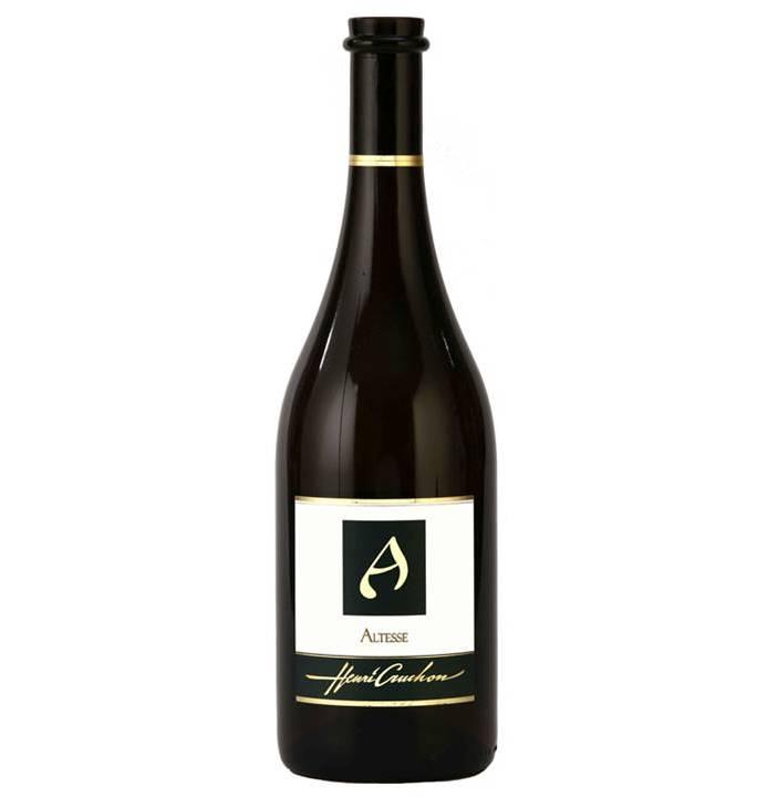 【スイス・自然派ワイナリー「ドメーヌ・アンリ・クルション」が造りました、So2 無添加】アルテス100%白ワイン, Altesse アルテス、 La Cote AOC, 2017, 750ml