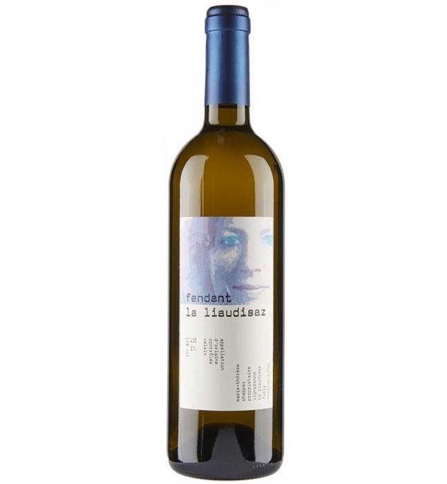 【マリー・テレーズ・シャパのシャスラ】スイス白ワイン, Fendant la Liaudisaz ファンダン・ラ・リオディザ, Valais AOC, 2019, 750ml