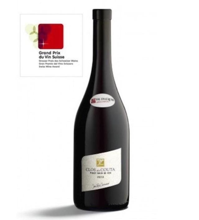 【限定数60本・標高800mの難所で造られましたピノノワール100%】Pinot Noir Clos de la Couta ピノノワール・クロ・ドゥラ・クタ, 2016, 750ml