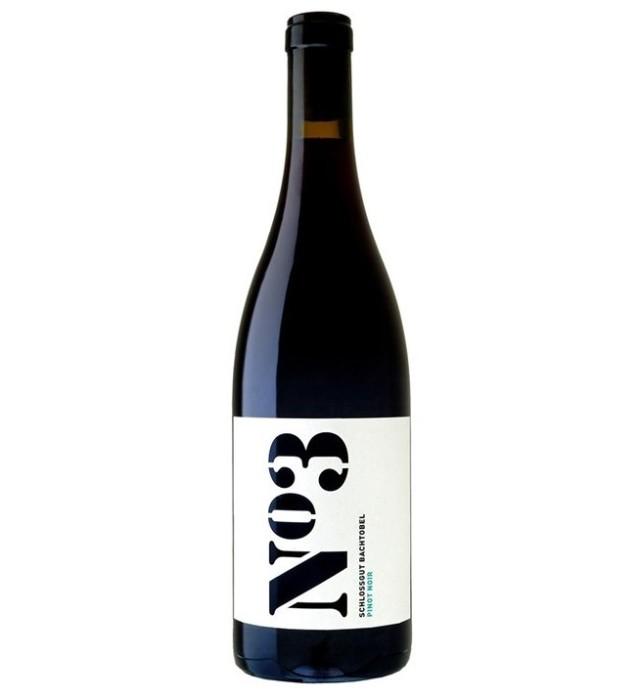 【日本初!スイスドイツ語圏のトップワイン】ピノ・ノアール100%赤ワイン, No.3  ニュメロ・トロワ、AOCトゥルガウ, 2016, 750ml