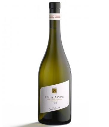 【スイス・ヴァレー州から日本初お目見え!!スイス固有品種の白ワイン】Petite Arvine プティット・アルヴィン, AOC Valais, 2015,  750ml