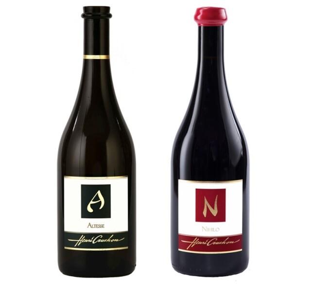 限定30セット【スイス屈指の自然派ワイナリーが造りました】StayHome応援お家飲みSo2無添加ほっこりワイン2本セット, Altesse Nature アルテス・ナチュール2017, Nihilo ニイロ2018, 各750ml
