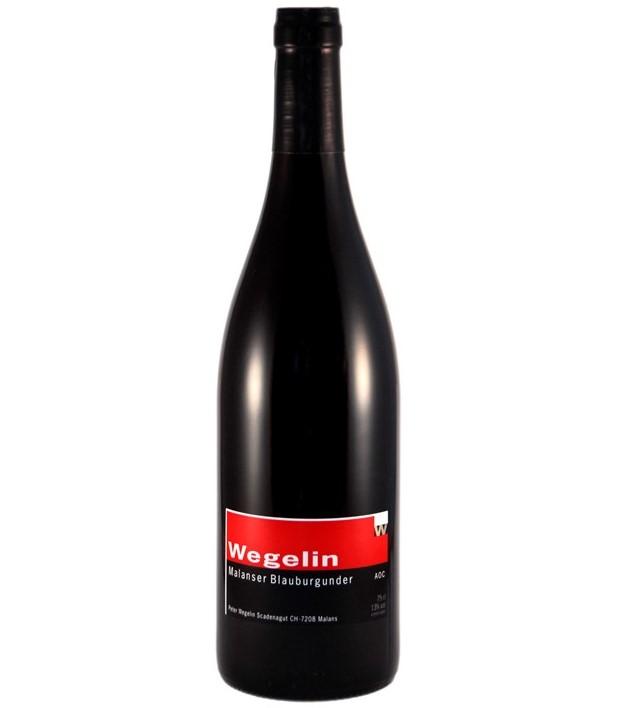 【超希少!!スイスドイツ語圏のワイン】ピノ・ノアール100%赤ワイン, Malanser Blauburgunder  マランセ・ブラウビュルグンダー、グラウビュンデンAOC, 2017, 750ml
