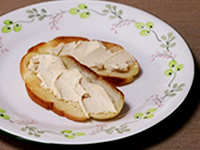 きのこクリームチーズ(さんごヤマブシタケパウダー入り)
