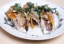 さんごヤマブシタケと白身魚の野菜蒸し