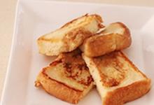 蜂蜜ミルクトースト(さんごヤマブシタケパウダー入り)