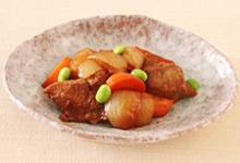豚の角煮(さんごヤマブシタケパウダー入り)
