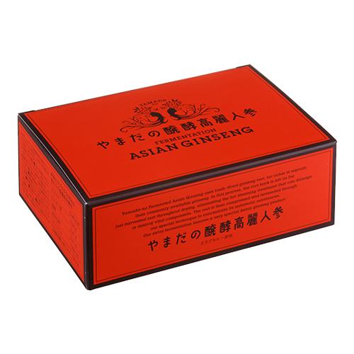 定期購入【送料無料】やまだの醗酵高麗人参30|2カプセル×30包|顧客限定