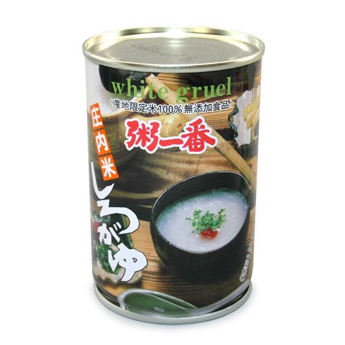 粥一番 しろがゆ(缶詰)