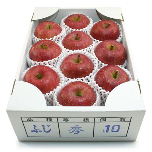 ふじりんご(山形産) 3kg 10玉