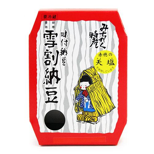 雪割納豆(米沢名産の珍味)