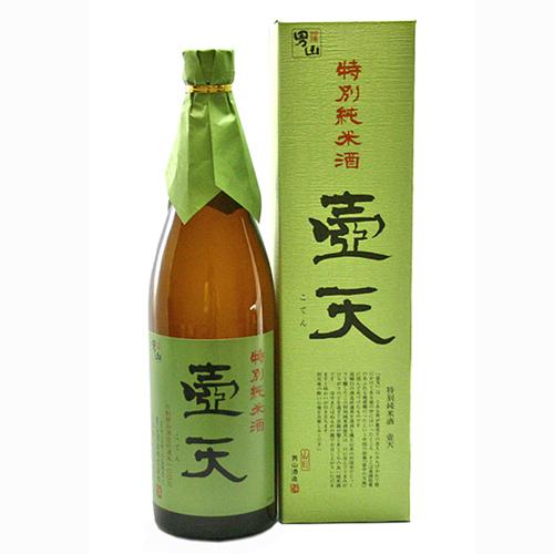 特別純米酒 壷天 720ml