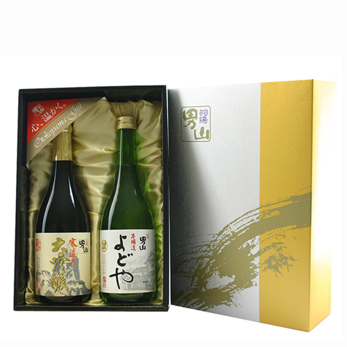 日本酒セット 蔵自慢セット 720ml×2