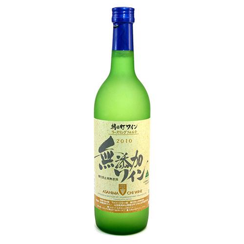 朝日町ワイン 無添加白辛口