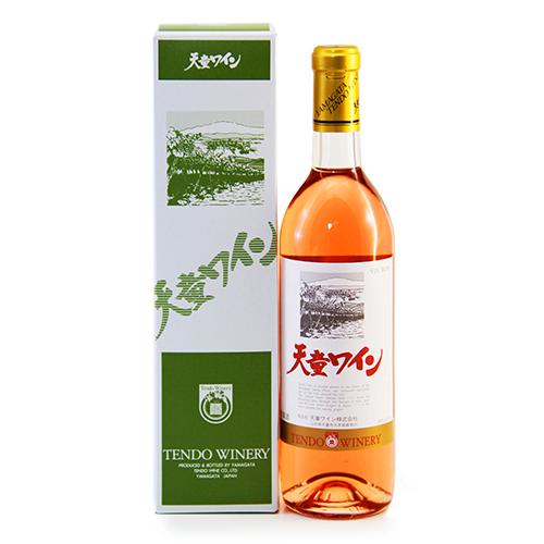 天童ワイン ロゼ