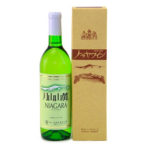 月山山麓ワイン ナイアガラ