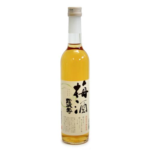 霞城寿 梅酒