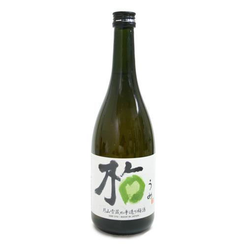 月山雪蔵の手造り梅酒