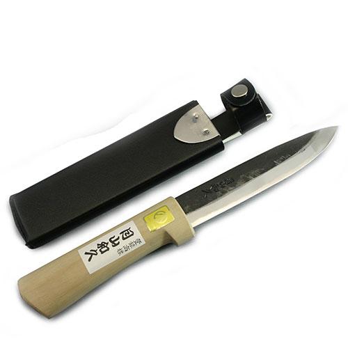 マキリ 木ケース 片刃