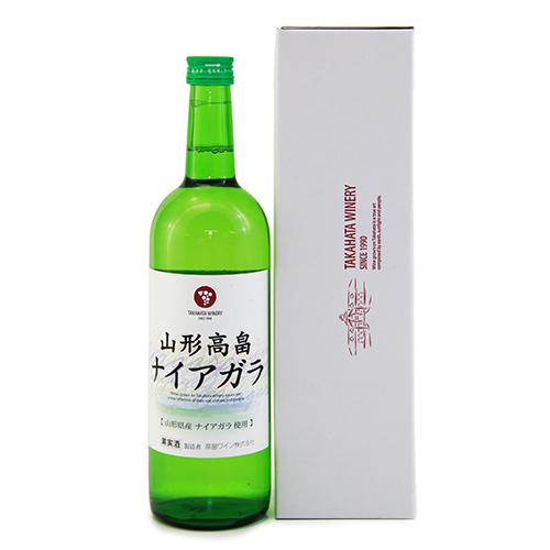 山形高畠ワイン ナイアガラ