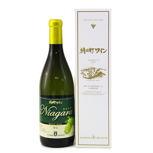 朝日町ワイン ナイアガラ