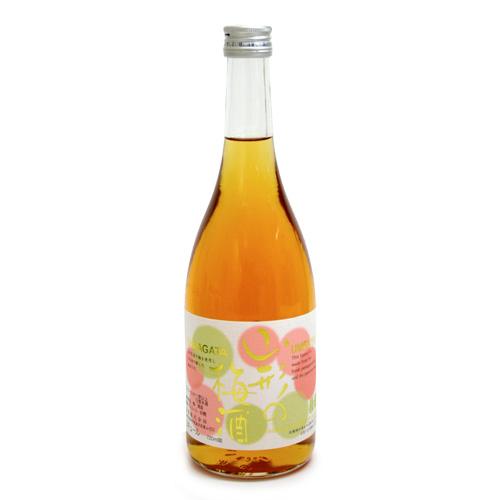 菊勇 山形の梅酒