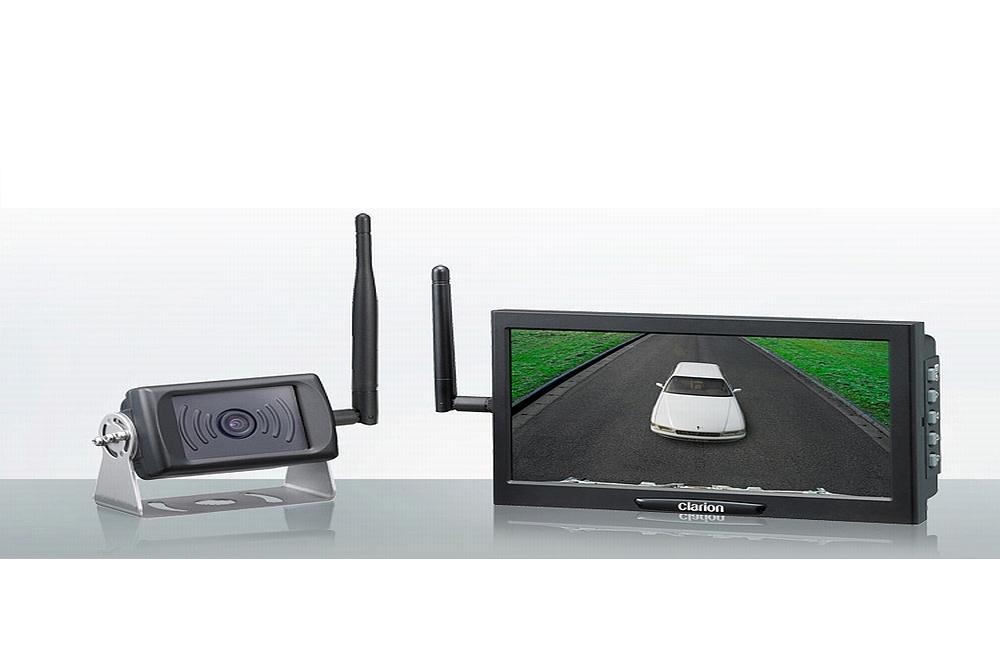 クラリオン バス・トラック用 デジタルワイヤレスカメラシステム FHタイプ EE-2179B-A【新品】