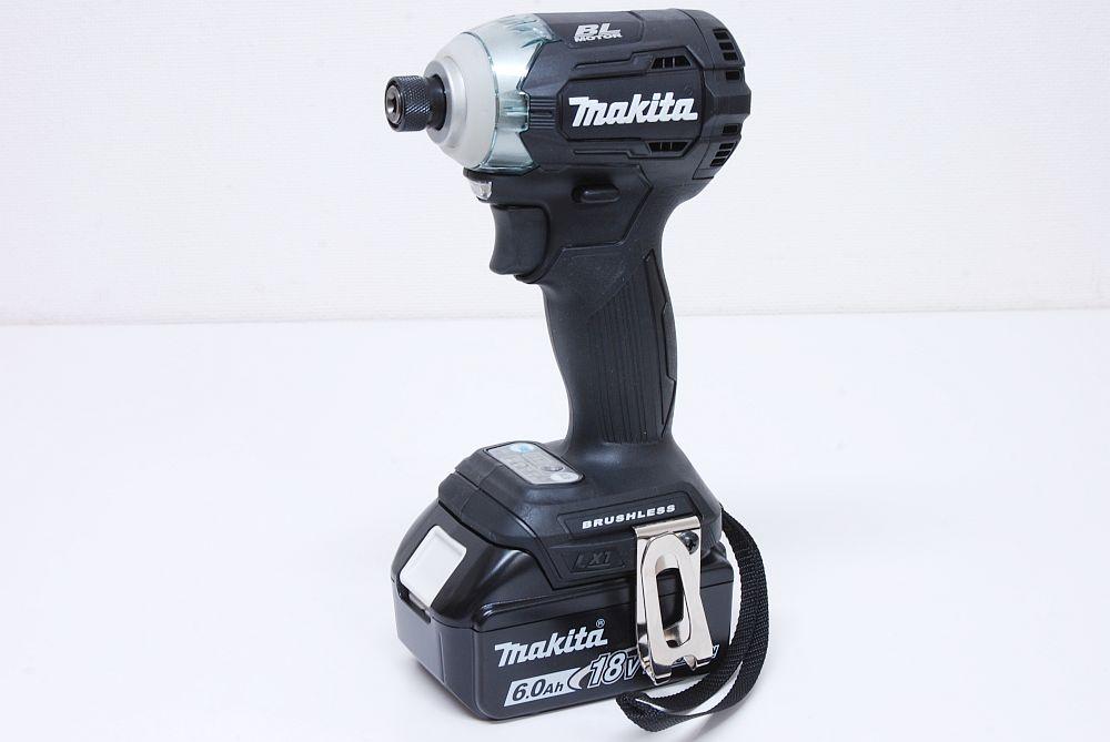 マキタ 充電式インパクトドライバ TD170DRGXB バッテリー2個付き【新品】