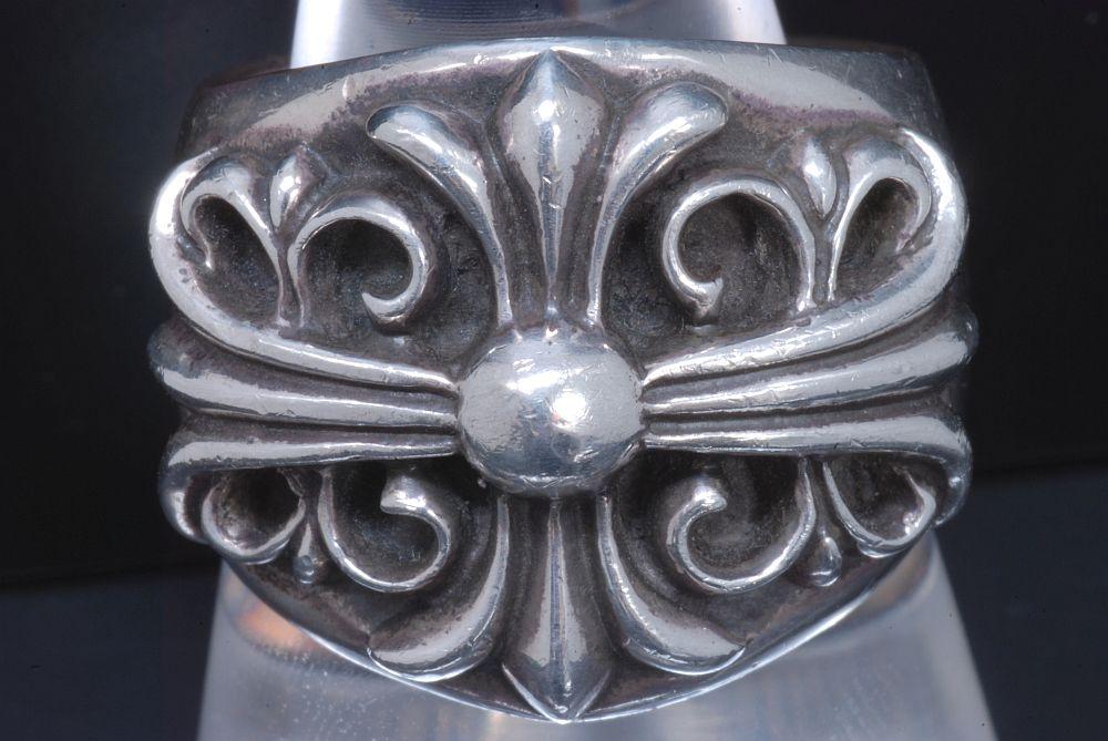 クロムハーツ CHROMEHEARTS キーパー リング シルバー SV925 #20.5 2356-304-100-9209【正規品・インボイス付】