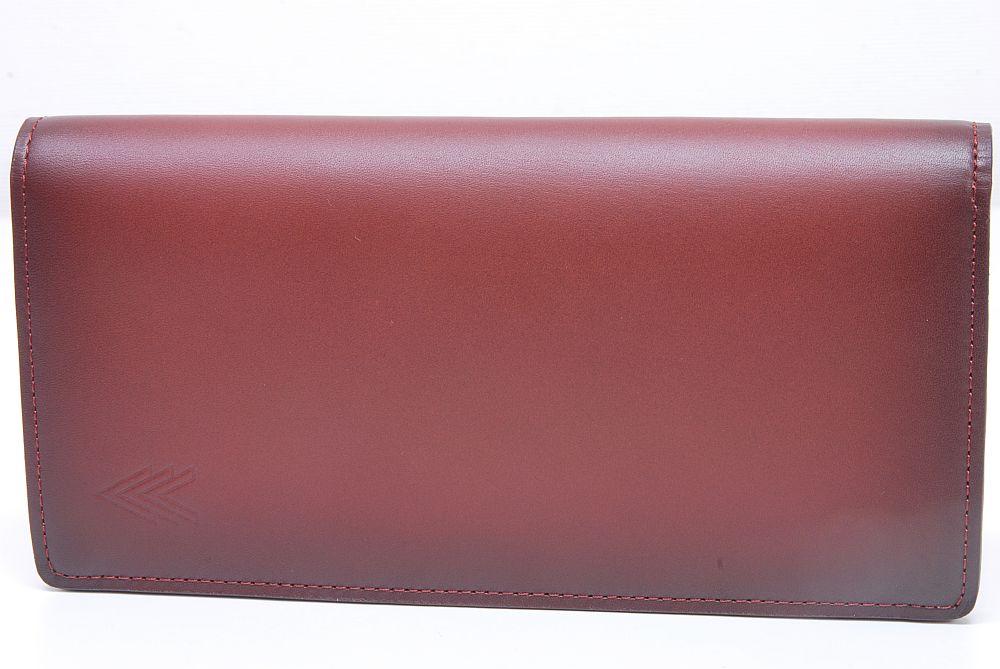 ヴィトン オンブレ ポルトフォイユ ブラザ ファスナー付 二つ折長財布 アカジュー M61195【新品】