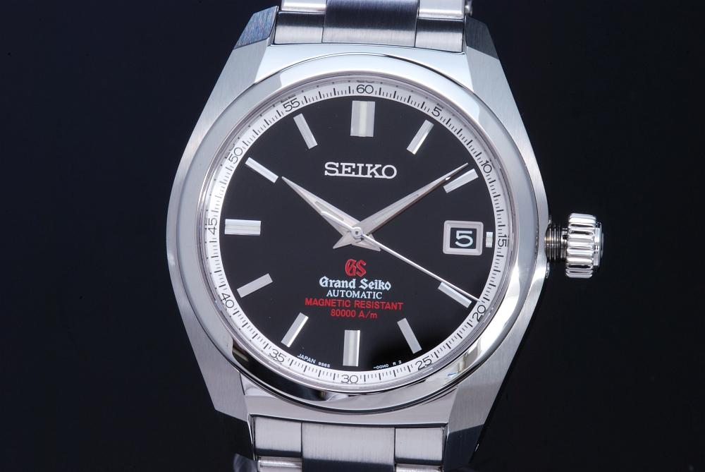 グランドセイコー GS メカニカル SBGR079 強化耐磁 9S65 マスターショップ限定 メンズ SS オートマ 黒【正規品】