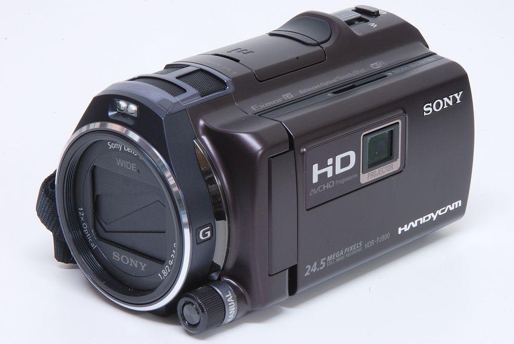 ソニー デジタルビデオカメラ ハンディカム HDR-PJ800 別売り付属品付き