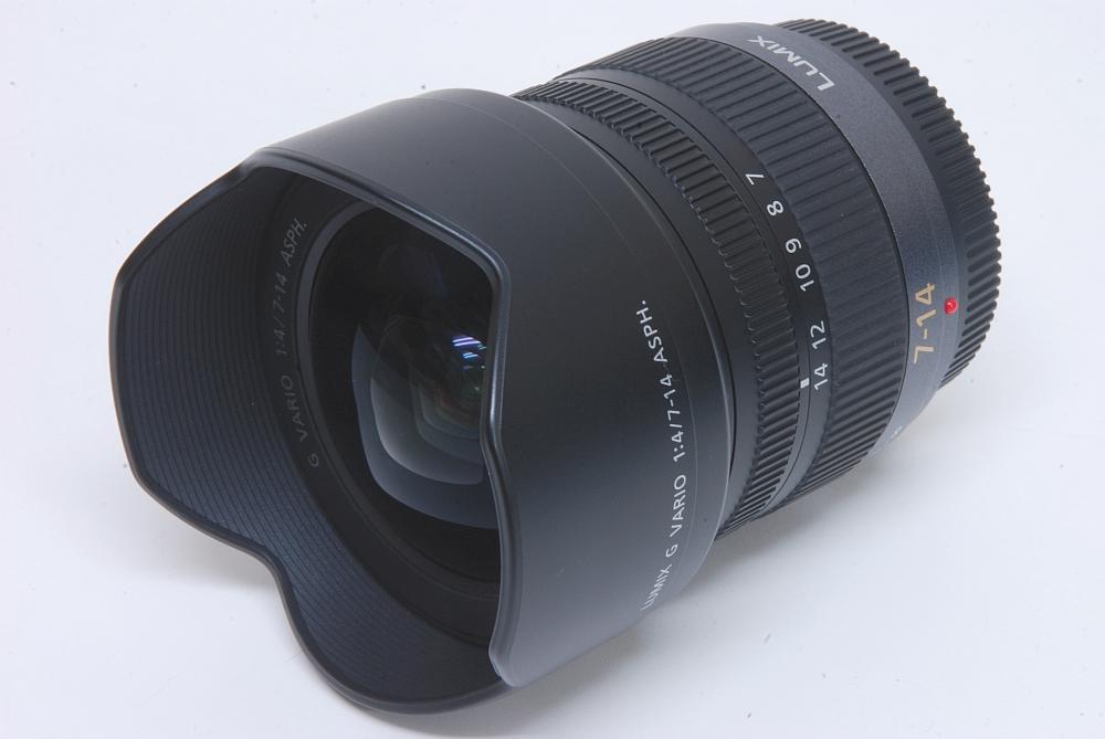 パナソニック LUMIX G VARIO 7-14mm/F4.0 ASPH. ズームレンズ H-F007014