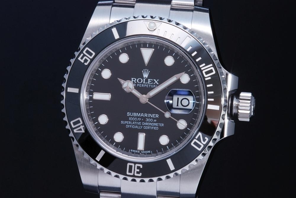 ロレックス 116610LN オイスターパーペチュアル サブマリーナデイト メンズ SS オートマ ダイバー ランダム【新品・正規品】