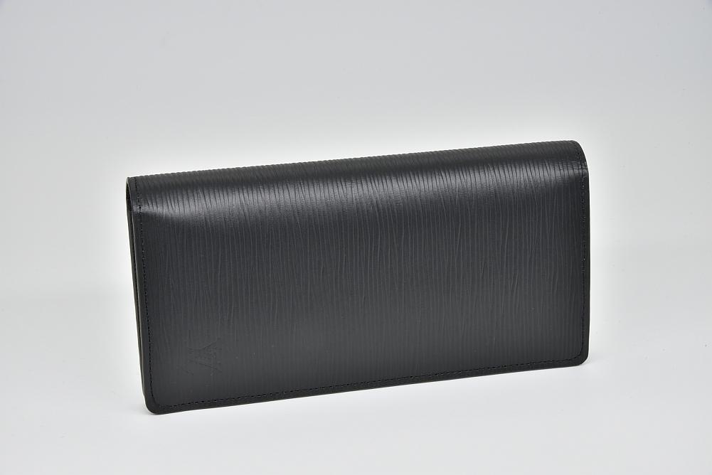 ヴィトン エピ ポルトフォイユ ブラザ 二つ折長財布 ノワール M60622【新品】