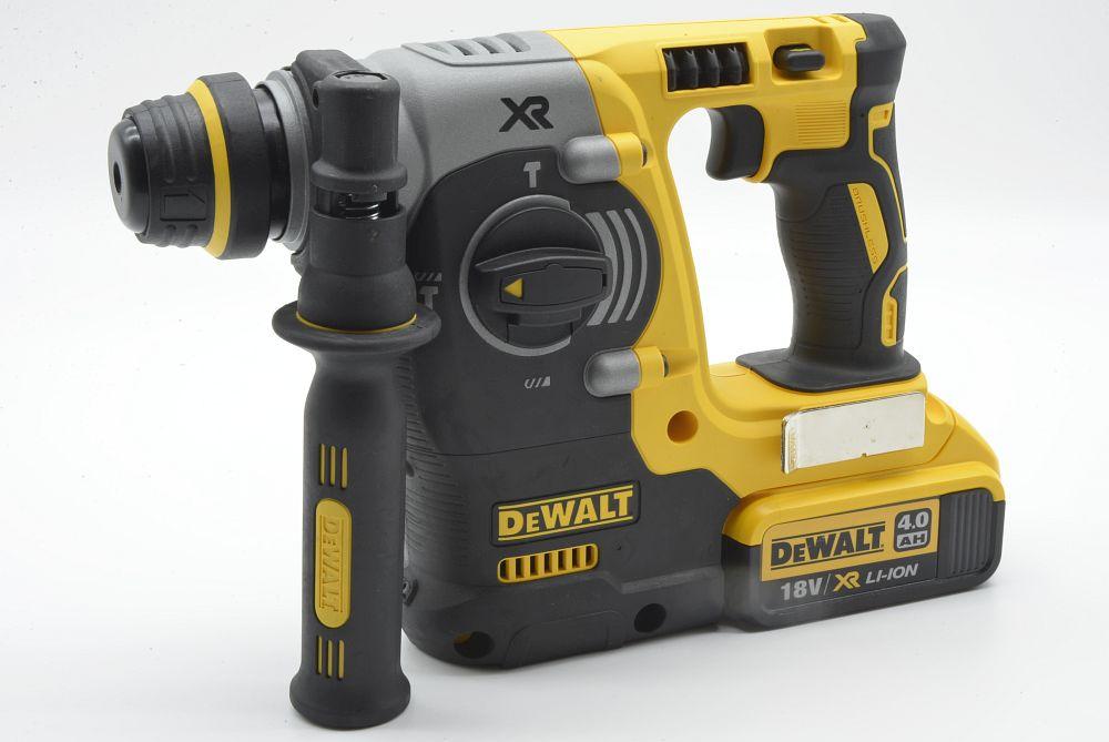 デウォルト DEWAL 18V SVSブラシレスハンマドリル DCH273M2 バッテリー2個付きDIY 電動工具