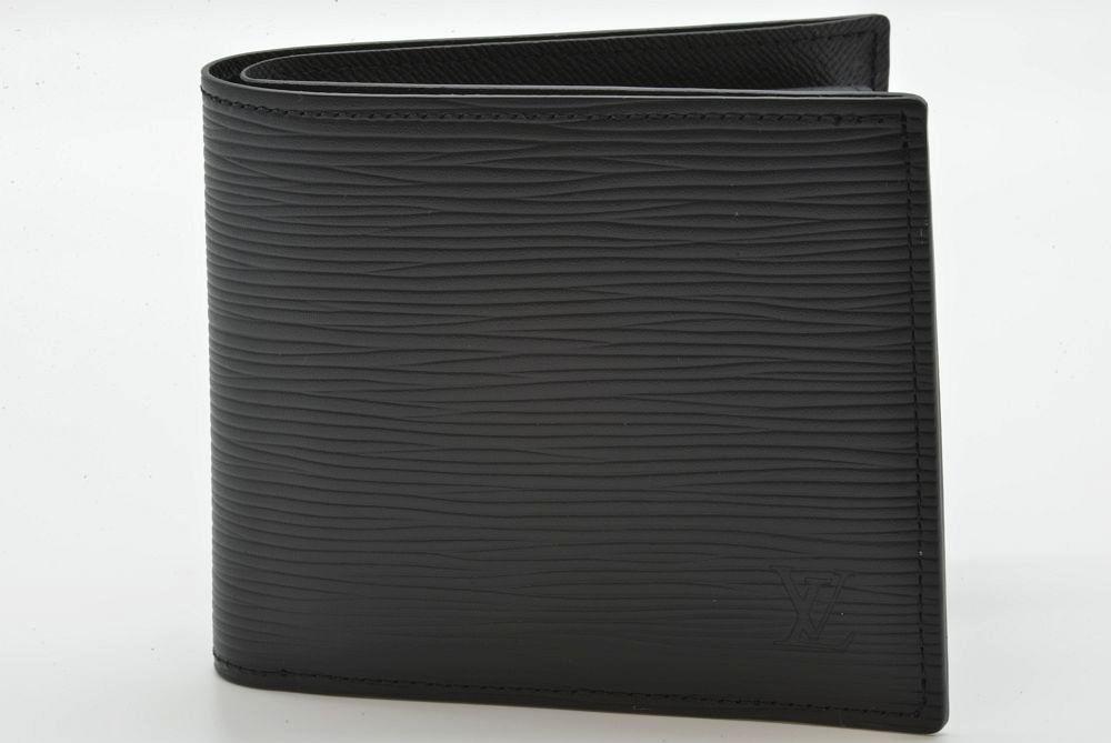 ヴィトン エピ ポルトフォイユ マルコ NM 二つ折り財布 M62289【新品】