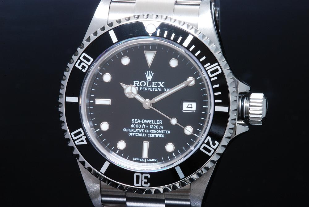 ロレックス 16600 シードゥエラー シードウェラー M番
