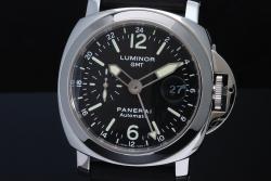 パネライ PAM00237 ルミノール GMT 44mm H番 ゴースト【OH済】