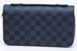 ヴィトン ダミエ グラフィット ジッピーXL ラウンドファスナー財布 N41503【新品】