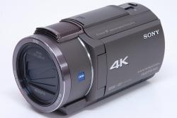 ソニー FDR-AX40 デジタル4Kビデオカメラ ハンディカム ムービー 工学20倍ズーム ブロンズブラウン【新品】