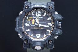 カシオ Gショック マッドマスター GWG-1000-1A3JF メンズ ソーラー電波時計 黒文字盤【正規品】