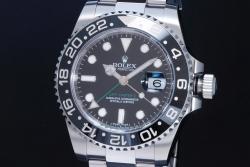 ロレックス 116710LN オイスターパーペチュアル GMTマスター2 メンズ ランダム 黒文字盤【正規品・未使用】