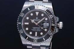 ロレックス 116610LN サブマリーナデイト メンズ SS オートマ ダイバー ランダム 黒【正規品】